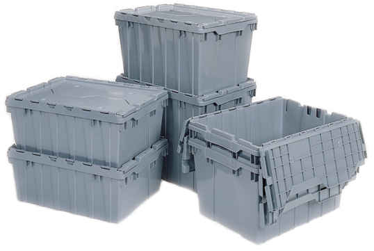 Reusable Shipping Distribution And Storage Containers